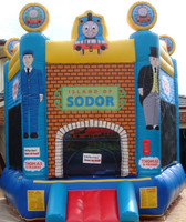 Jumping Castles for Hire - Thomas and Friends