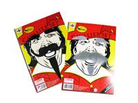 Cavalier Moustache Black