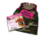 Army Camo Hens Night Vest