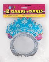 Tiara Glitter Pack of 12