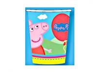 Peppa Pig Cups Pk 8