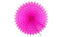 Paper Fan 50cm Pink