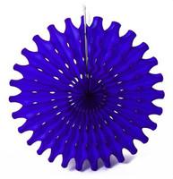 Paper Fan 50cm Purple