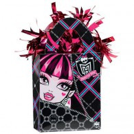 Balloon Weight Tote Monster High (14cm High x 4cm Deep x 7.5cm Wide