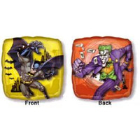 45cm Batman & Joker Foil Balloon