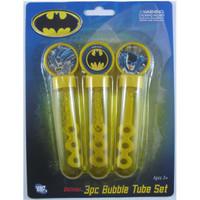 Batman Bubble Set Pk 3