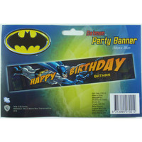 Batman 'Happy Birthday' Banner