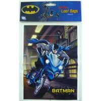 Batman Lootbags Pk 8