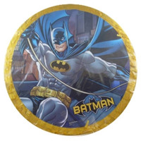 Batman Round Pinata