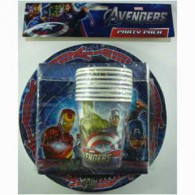 The Avengers 40pc Party Pack