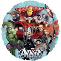 The Avengers 66cm Super/Shape Foil Balloon
