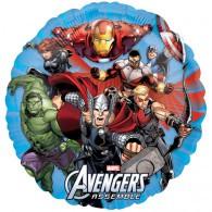 The Avengers 45cm Foil Balloon Assemble