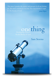 One Thing front cover