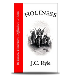 Holiness front cover