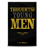 Thoughts for Young Men front cover
