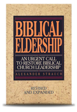 Biblical Eldership front cover
