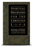 spiritual disciplines front cover