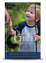 train up a child front cover