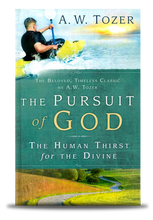 pursuit of God front cover
