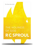 Holiness of God front cover.