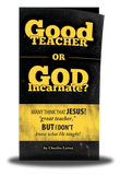 good teacher god incarnate cover