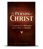 person of Christ front cover