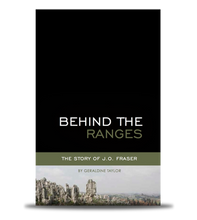 Behind The Ranges Front Cover