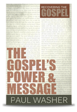 Gospel&#039;s Power and Message front cover