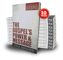 Gospel&#039;s Power and Message 10 Pack