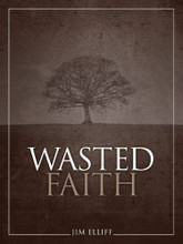 Wasted Faith front cover