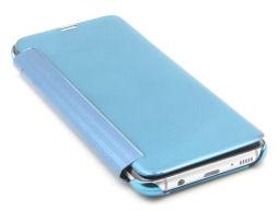 Samsung Galaxy S8 plus smart case in blue