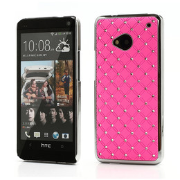 HTC One Case Pink