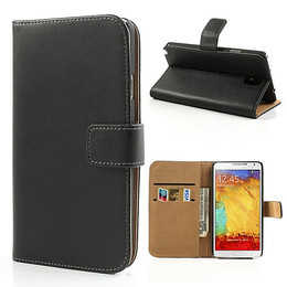 Note 3 phone leather wallet