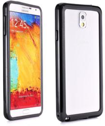 Samsung Note Bumper Clear