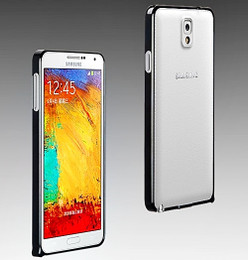 Samsung Note Metal Frame