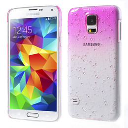 Samsung Galaxy S5 cover pink