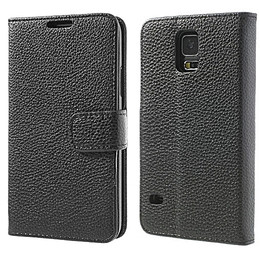 Samsung S5 Leather Card Wallet