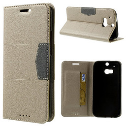 HTC One M8 wallet case