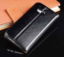 HTC One m8 real leather