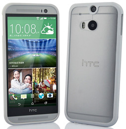 HTC one bumper case