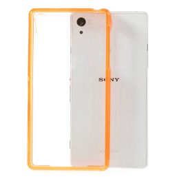 Sony xperia z2 orange case