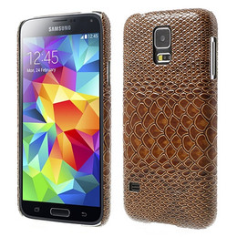 Samsung Galaxy S5 crocodile case
