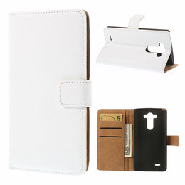 LG G3 white leather case