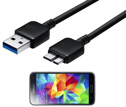 Samsung Galaxy S5 USB 3.0 Cable