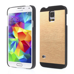 Samsung S5 Neo Cover Gold