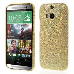 HTC One Glitter Case