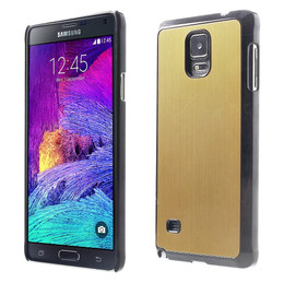 Samsung Note 4 Case Gold