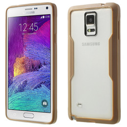 Samsung Note 4 Clear Back