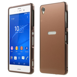 Sony Xperia Z3 Copper Case