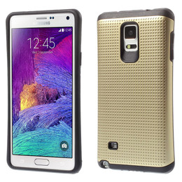 Note 4 Cover gold